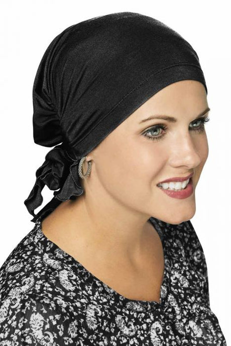 Bamboo Easy On Pre Tied Head Scarf - Wigsisters