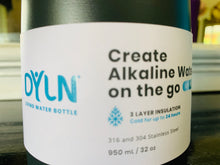 Load image into Gallery viewer, DYLN Insulated Alkaline Water Bottle - Wigsisters