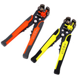 Self-adjusting insulation Cable Wire Stripper Crimper Automatic Multifunctional TAB Terminal Crimping Stripping Pliers