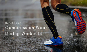 Benefits of Compression Wear During Workouts