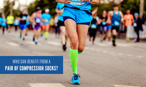 Who Can Benefit From a Pair of Compression Socks?