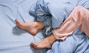 Being Diagnosed With Restless Leg Syndrome