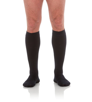 Mens Compression Socks, 15-20mmHg Cotton 104