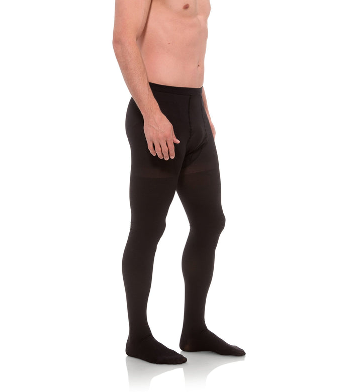 Mens Compression Leotard Pantyhose, 20-30mmHg 260