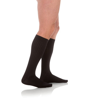 Compression Mens Socks, 30-40mmHg Microfiber 302