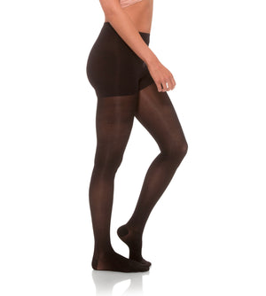 Womens Compression Pantyhose, 20-30mmHg Sheer Closed Toe 276