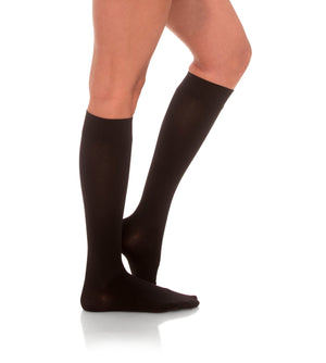 Knee High Compression Stockings, 20-30mmHg Opaque Closed Toe 230