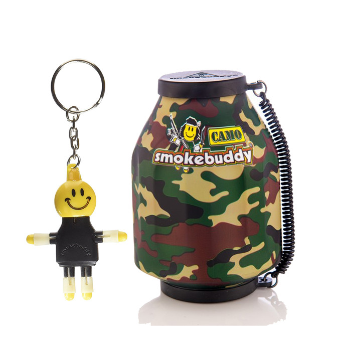 Smoke Buddy - Camo