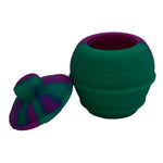 Honey Pot Silicone Container