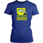 "Women's ""Legalize Marijuana"" T-Shirt"