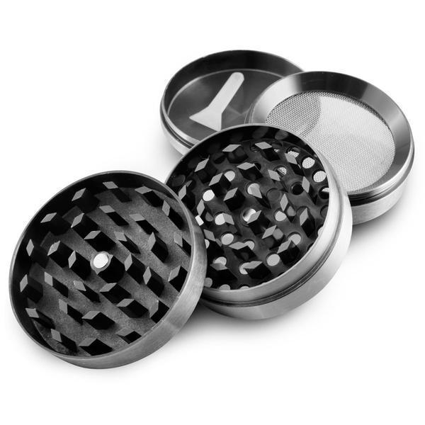 Sharper Zinc Grinder (55mm)