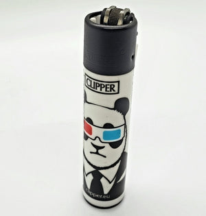 Clipper 3D Animals Lighter Panda