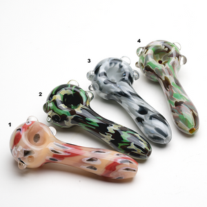 Empire Glassworks Camo Glass Spoons