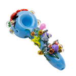 Empire Glassworks Great Barrier Reef Large Glass Pipe