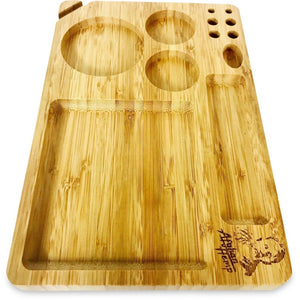 Bamboo Rolling Tray Media 2 of 3