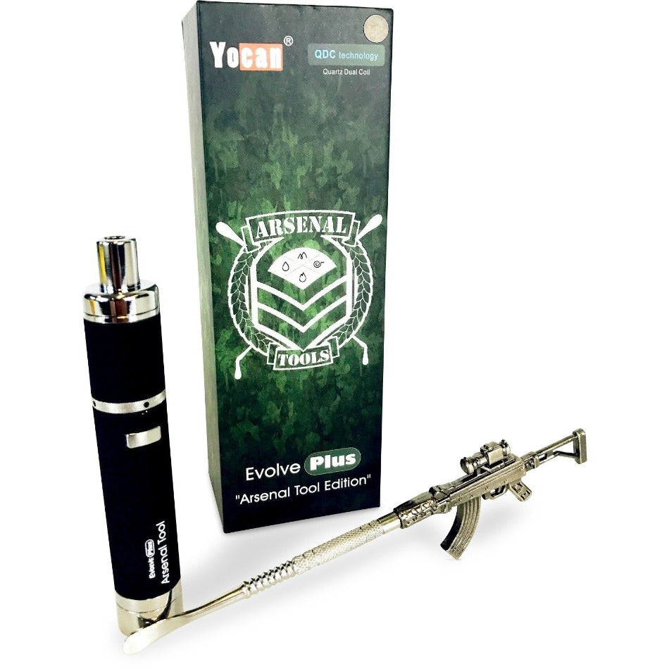 Arsenal Edition Evolve-PLUS Wax Vaporizer Kit