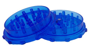 Grinder 2.75 inches blue