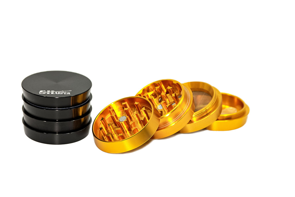 "Sharper Tier Grinder - 2.0"" (50mm)"