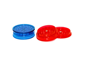 Solid Color Plastic Grinder