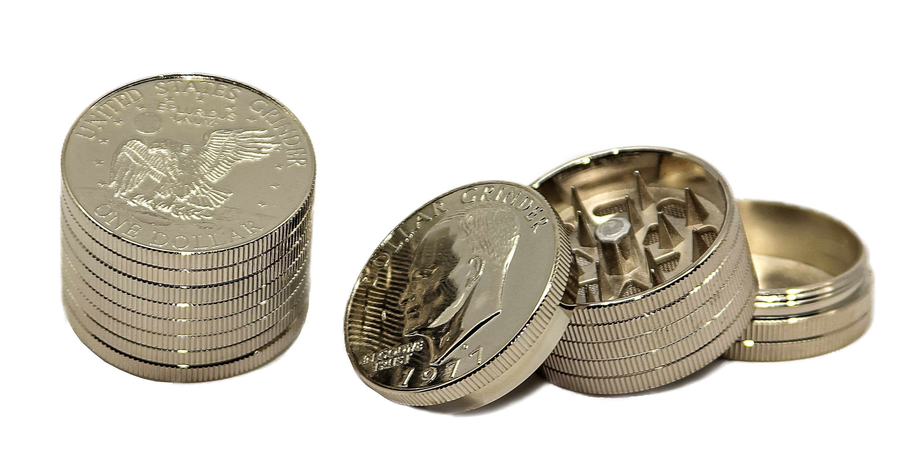 Small Coin Grinder