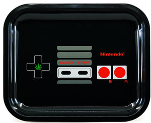 Metal Rolling Tray - Classic Controller (Large) Media 1 of 1