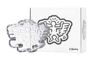 "Keith Haring Pop Art ""Angel "" Ashtray"