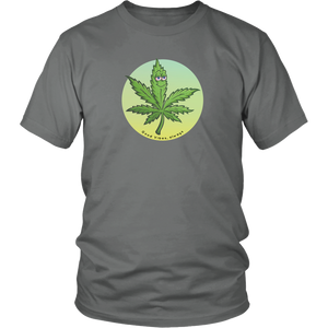 "Women's & Men's ""Leaf Design"" T-Shirt"