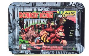 "Metal Rolling Tray ""Kong Country""  Small"