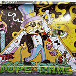 Rolling Tray Monopoly Man The Dope Game original art by Dunkees