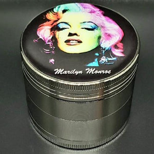 Marilyn Monroe collectible stash box  grinder closed