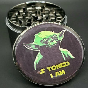 Bamboo Stash Box Large All in One - Collectible Yoda Design