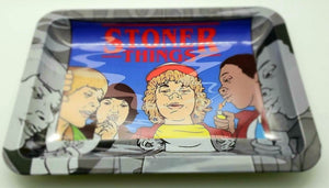 Stoner Things Metal Rolling Tray
