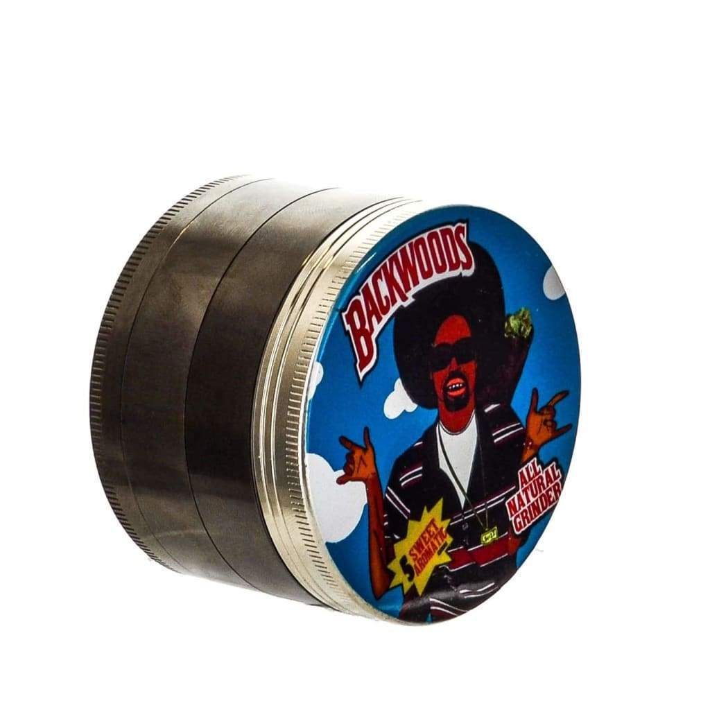 Backwoods Metal Grinders Afro Man