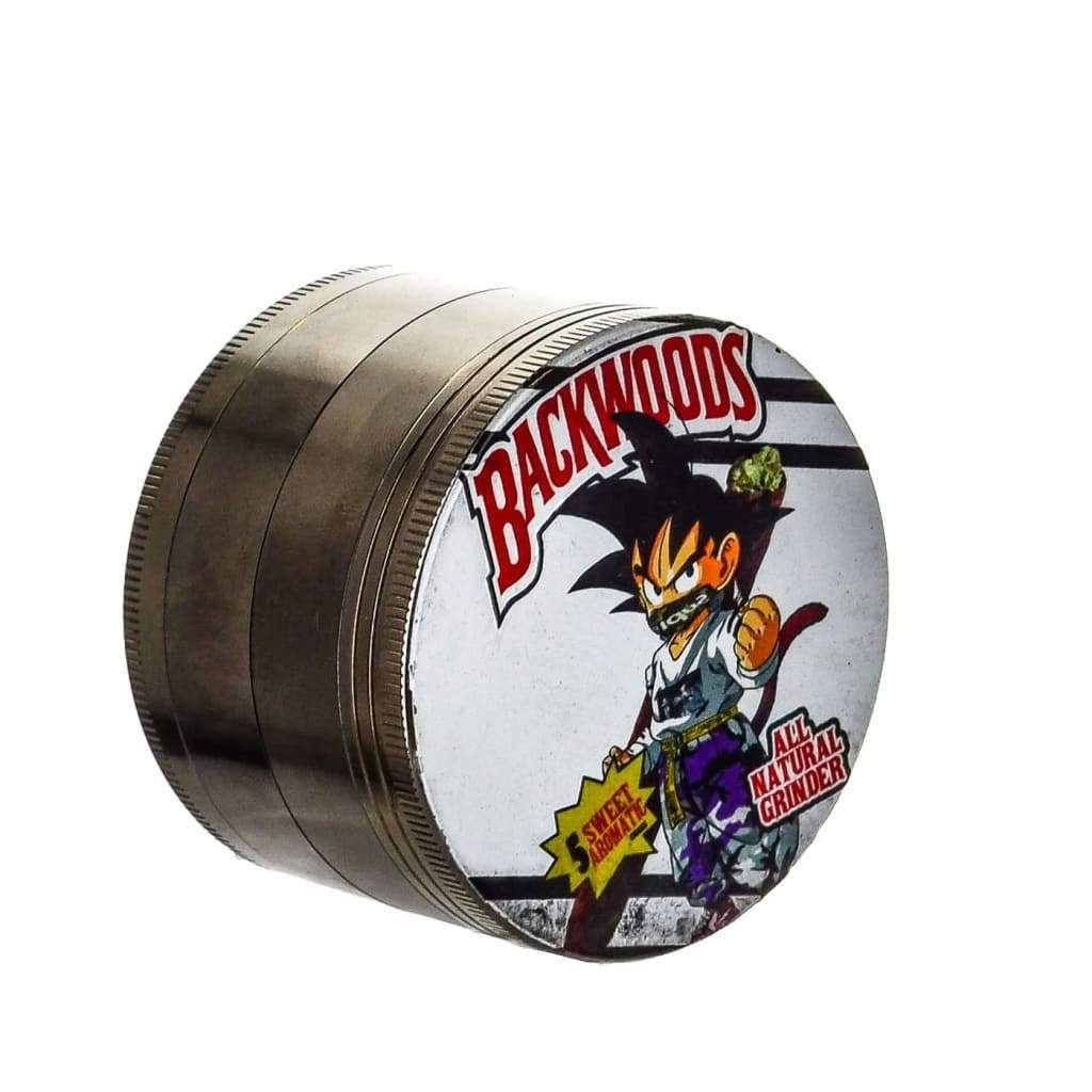 Backwoods Metal Grinders Son Goku