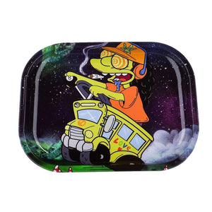 Cartoon Crossover Trays + Magnetic Covers Otto Mann