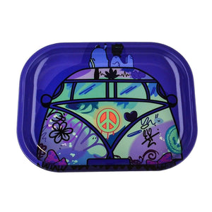 Cartoon Crossover Trays + Magnetic Covers Mystery Machine