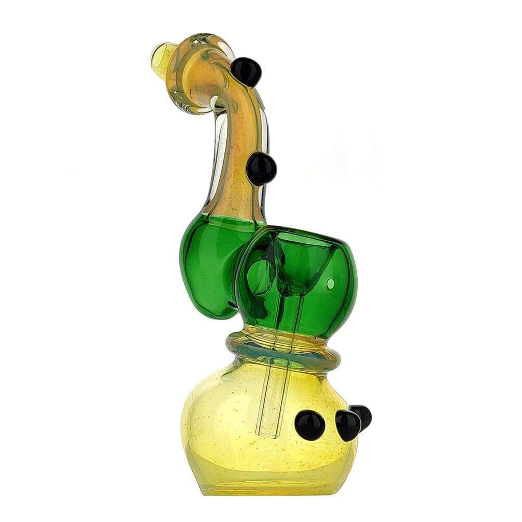 Duotone Fumed Glass Bubbler On sale