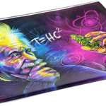 T=HC2 Einstein Shatterproof Glass Tray