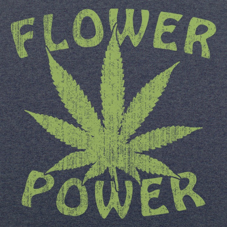 Flower Power T-Shirt (Mens)