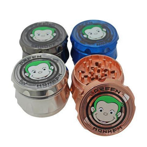 "Green Monkey Heavy Duty Drum Grinder - 2.2"" (55mm)"