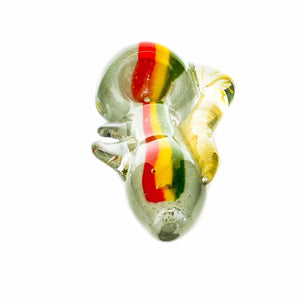 Horned Rasta Striped Spoon