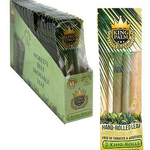 King Palm Super Slow Burning Wraps - 2 King Rolls (24 Count)