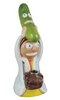 "Ceramic Water Pipe Rick and Morty ""All Hail Pickle"""