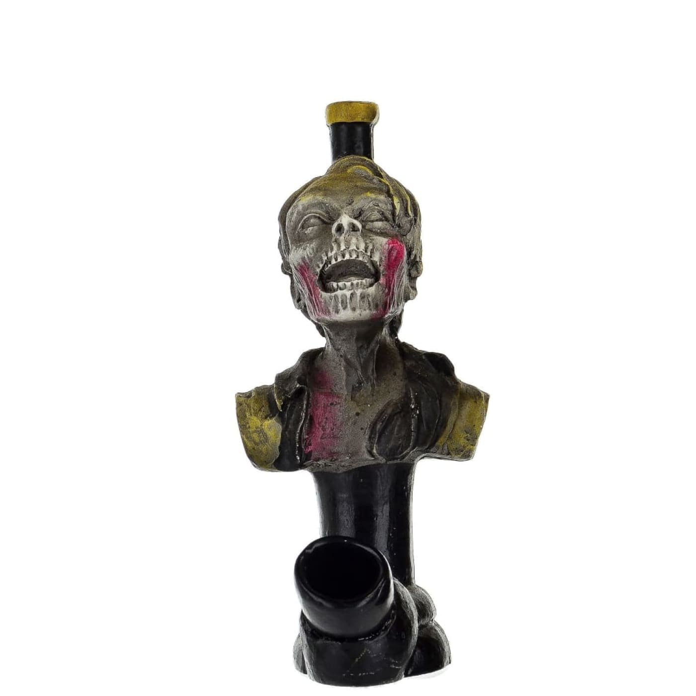 Novelty Wood Pipes Zombie