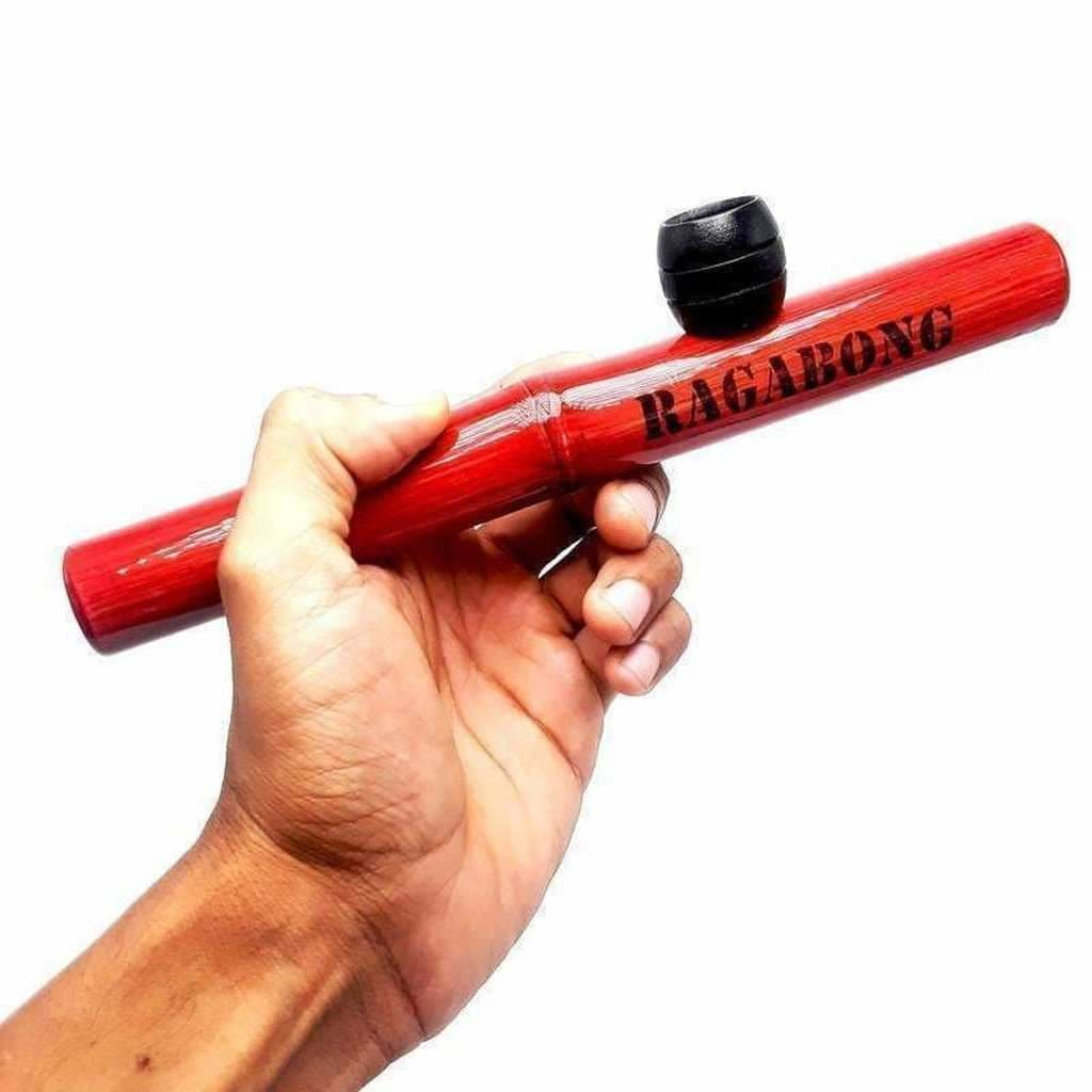 Ragabong Medium Bamboo Steamroller Red