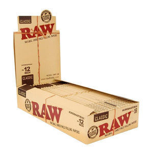RAW Supernatural Rolling Paper 12""