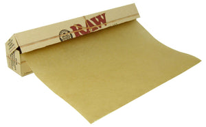 "RAW Unrefined Parchment Paper 30cm x 10m (12"" x 32ft) (Box of 6)"