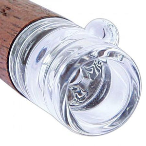 RYOT Wood Taster with Glass Bowl