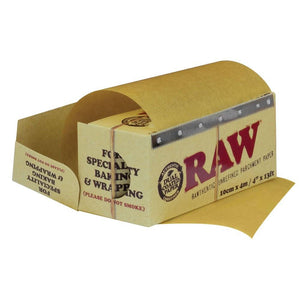 "RAW Unrefined Parchment Paper (4"" x 13ft) (12 pack)"