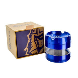Shredder Premium Grinder Blue